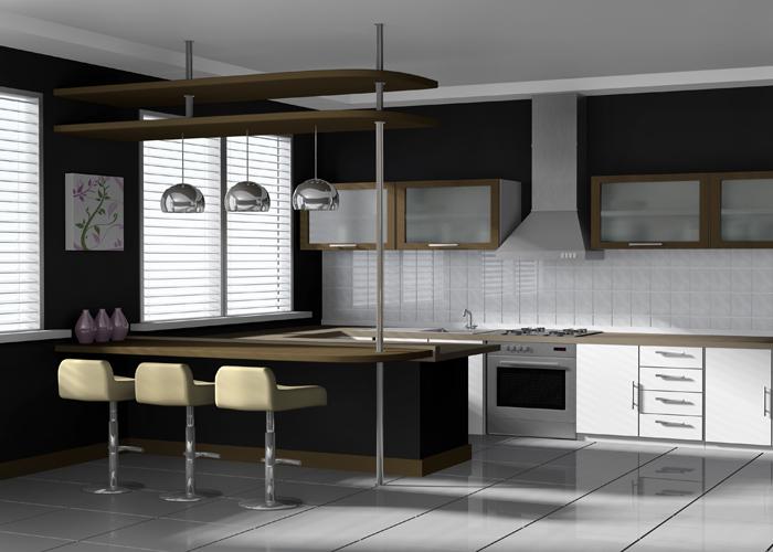 עיצוב ואסתטיקה במטבח