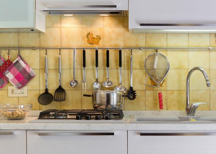פרמטרים בבחירת פרזול למטבחים