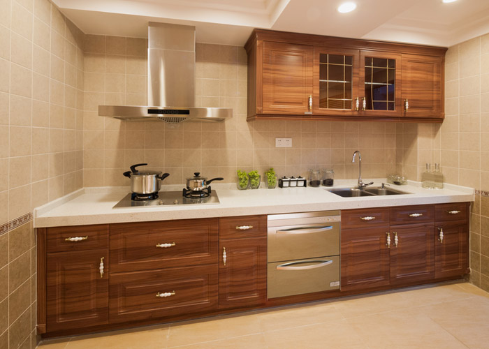 משטחים למטבח משיש ועץ