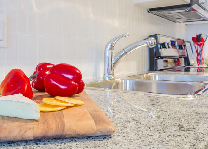 כיור מעוצב למטבח